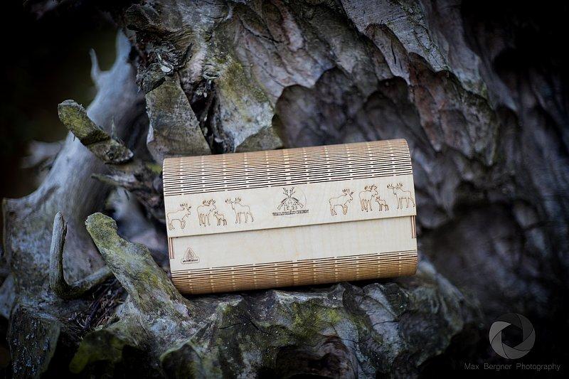 Schmuck aus Wood