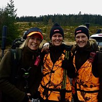 Ulrika, Anna und Alena