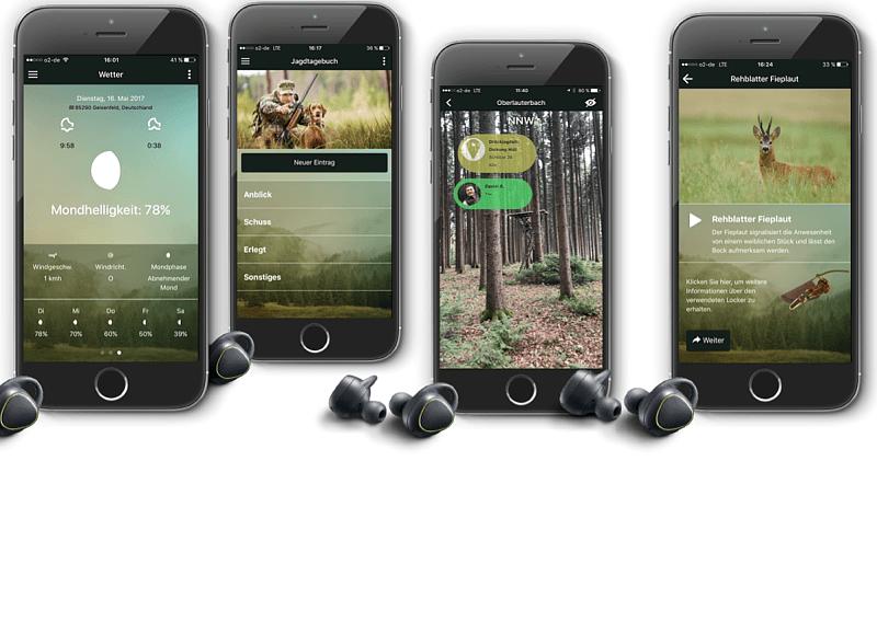 Apptest: Hunters (M)app