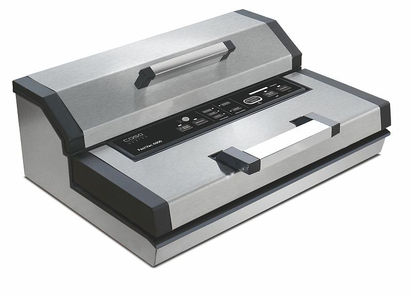Das Vakuumiergerät für Jäger – Caso FastVac 4000