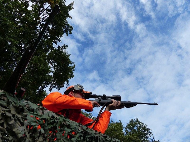 Des Jägers Recht: Der Verleih von Waffen und Munition