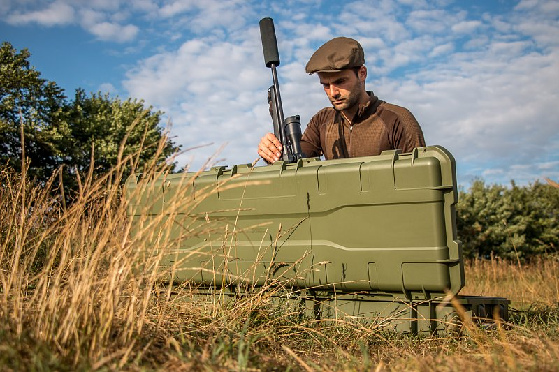 Nützliche Kleinigkeiten für die Jagd: XROC Waffenkoffer