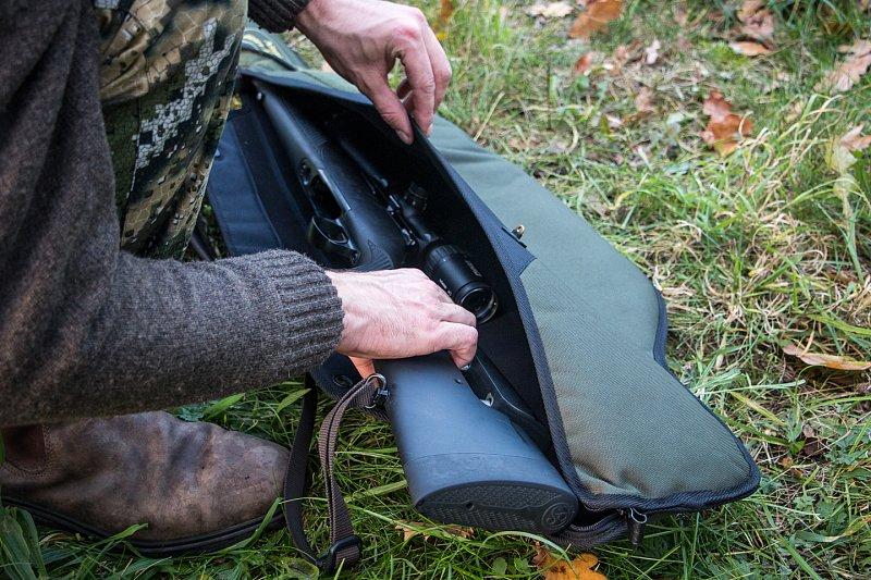Waffen: Der praktische Schutz