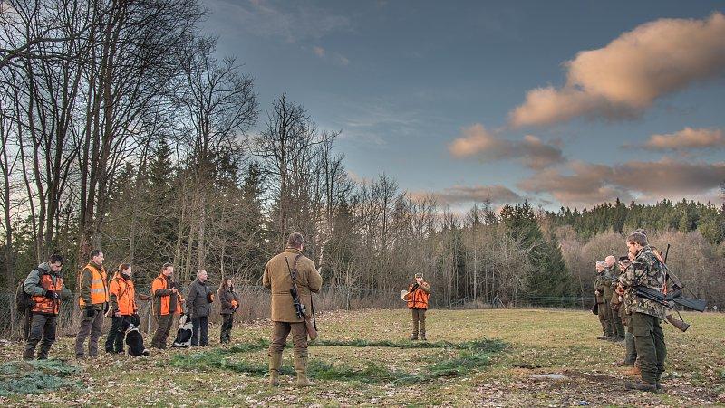 Die Jagd und der Neid