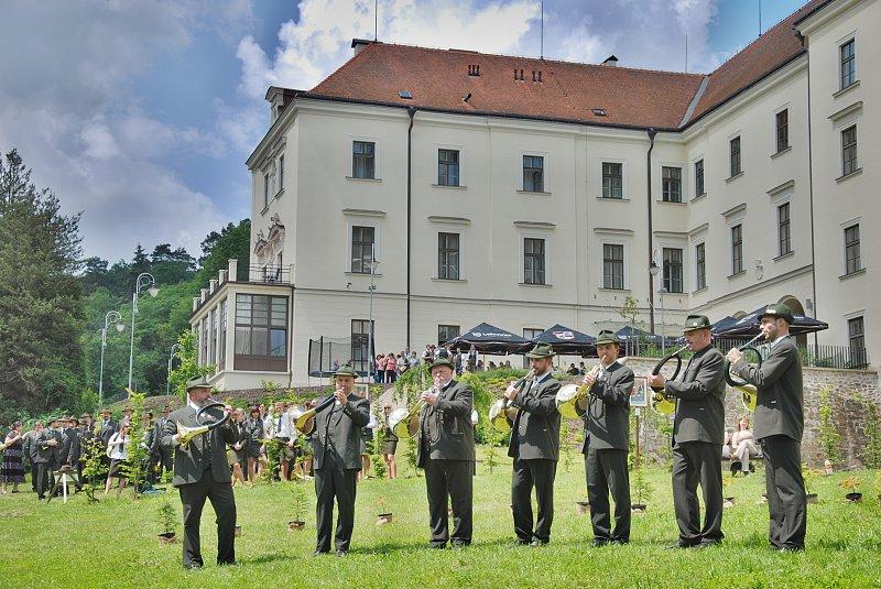 Die Jagd in Tschechien