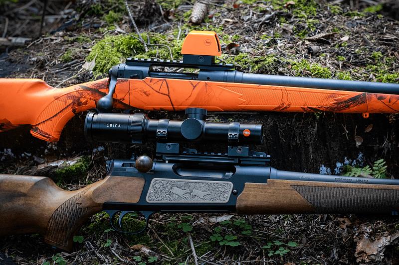 Für Jäger wie uns – Leica Drückjagd Optiken