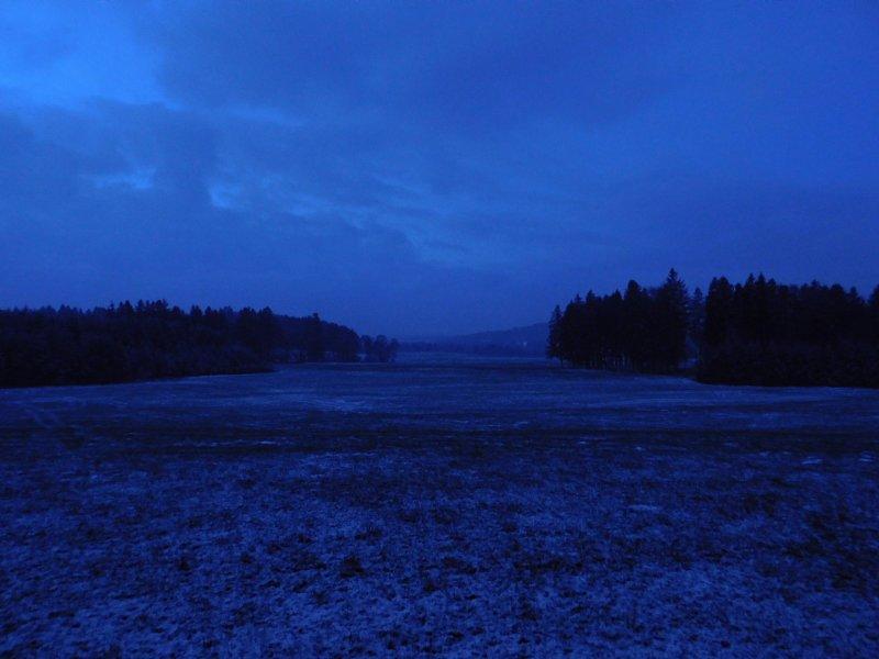 Die Blaue Stunde