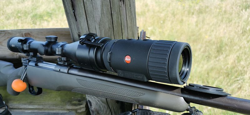 Leica Calonox Sight - Wärmebild per Vorsatz